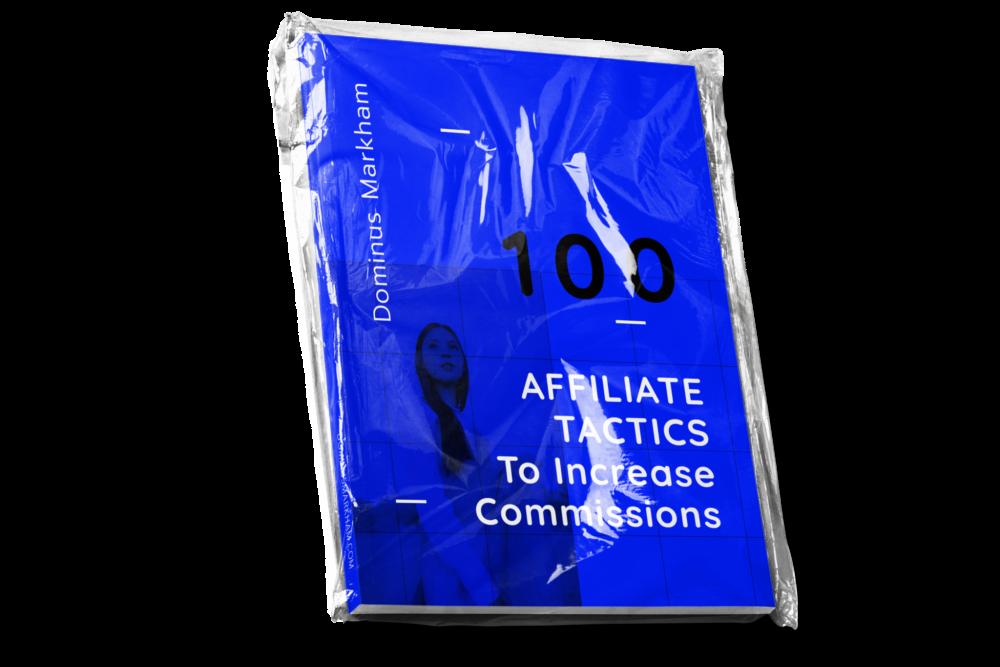 100 Affiliate Tactics